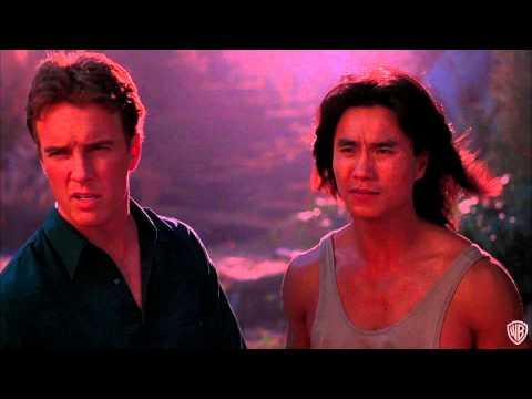 Mortal Kombat 1995 Shang Tsung Challenges Sonya Blade Youtube