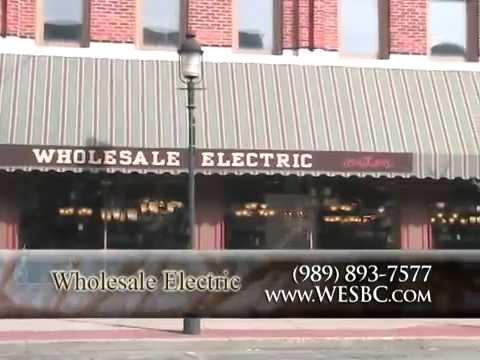 Wholesale Electric Supply | Bay City, MI