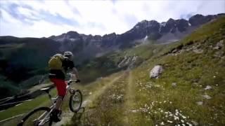 Clouraker mountain bike trip in Switzerland