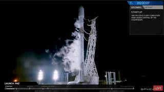 WATCH LIVE: SpaceX to Launch Falcon 9 Rocket #PAZmission     By Chunky Video
