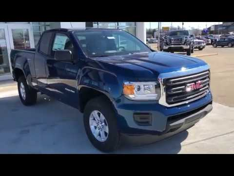 [2019 GMC Canyon] Walkaround/Overview - (Stock #T2719)