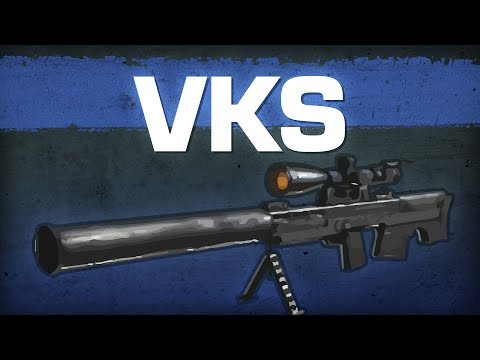 VKS - Call of Duty Ghosts Weapon Guide