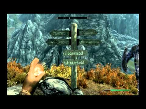 TESV: Skyrim - Over the hill and far away [Part 8]