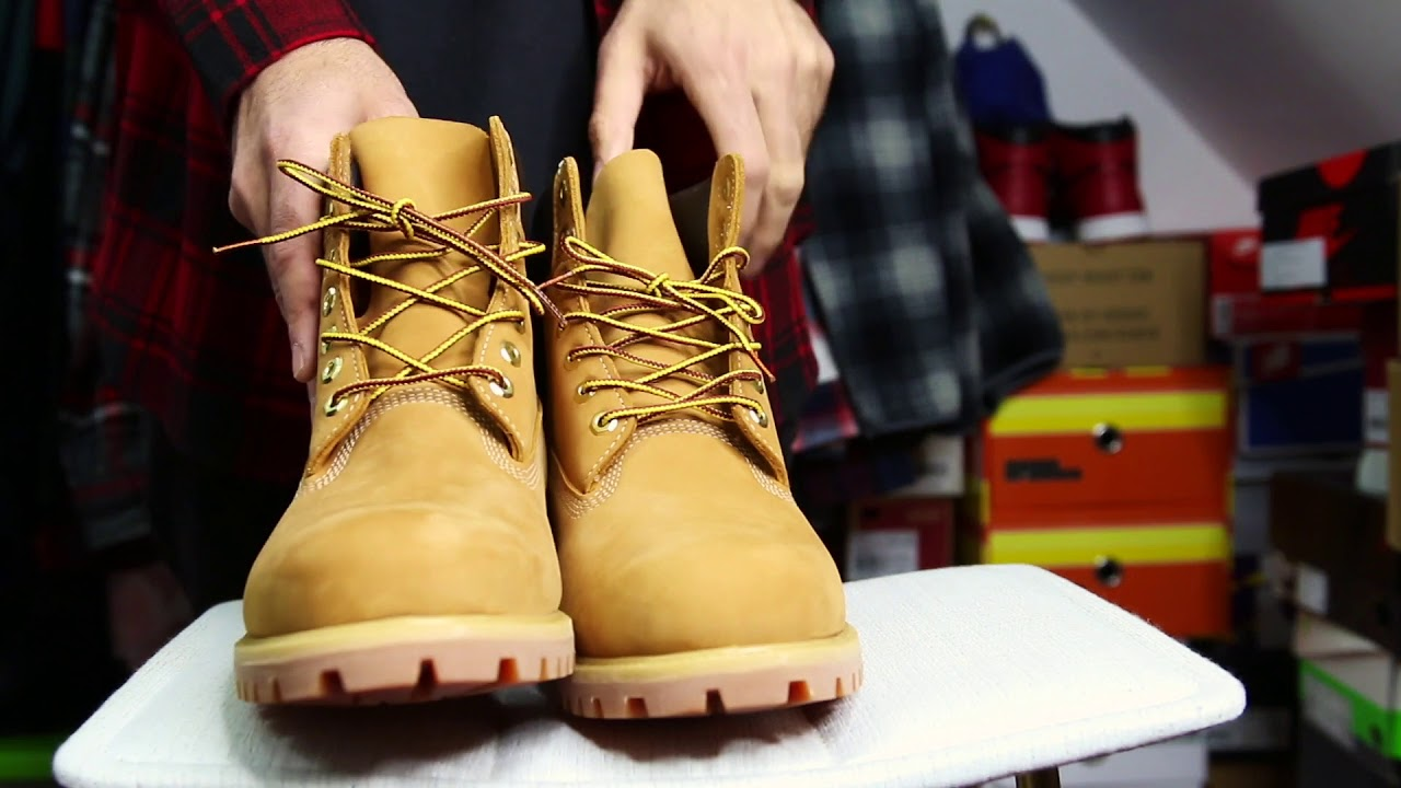 Timberland's Original Yellow Boots |