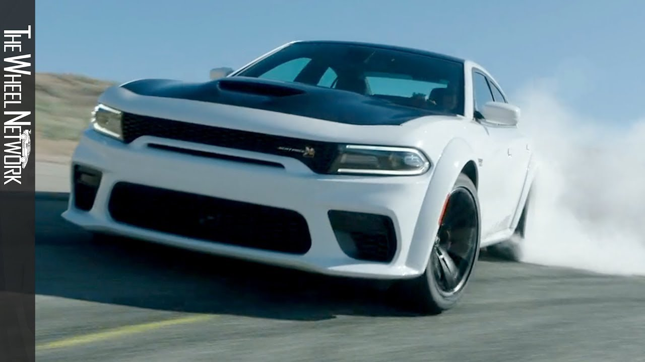 2020 dodge charger scat pack widebody - youtube
