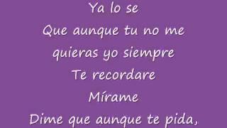 Ya lo Se  Jenni Rivera Con Lyrics   YouTube