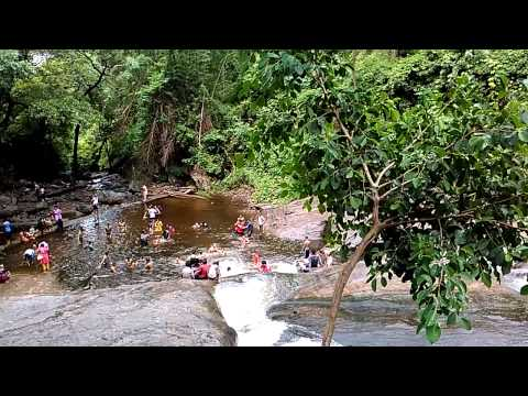 siruvani good water falls