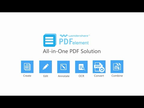 PDF Solution 1 - How To Edit PDF Files?