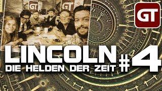 Thumbnail für GameTube Pen & Paper: Lincoln: Die Helden der Zeit #4 - Ghandi macht Randale