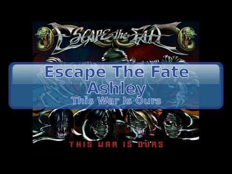 Escape The Fate - Ashley [HD, HQ]