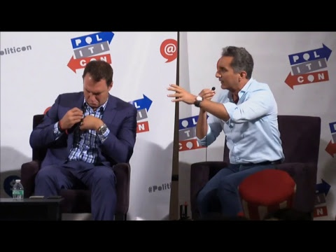 Radicals, Refugees, and Republicans. Panel at Politicon 2017