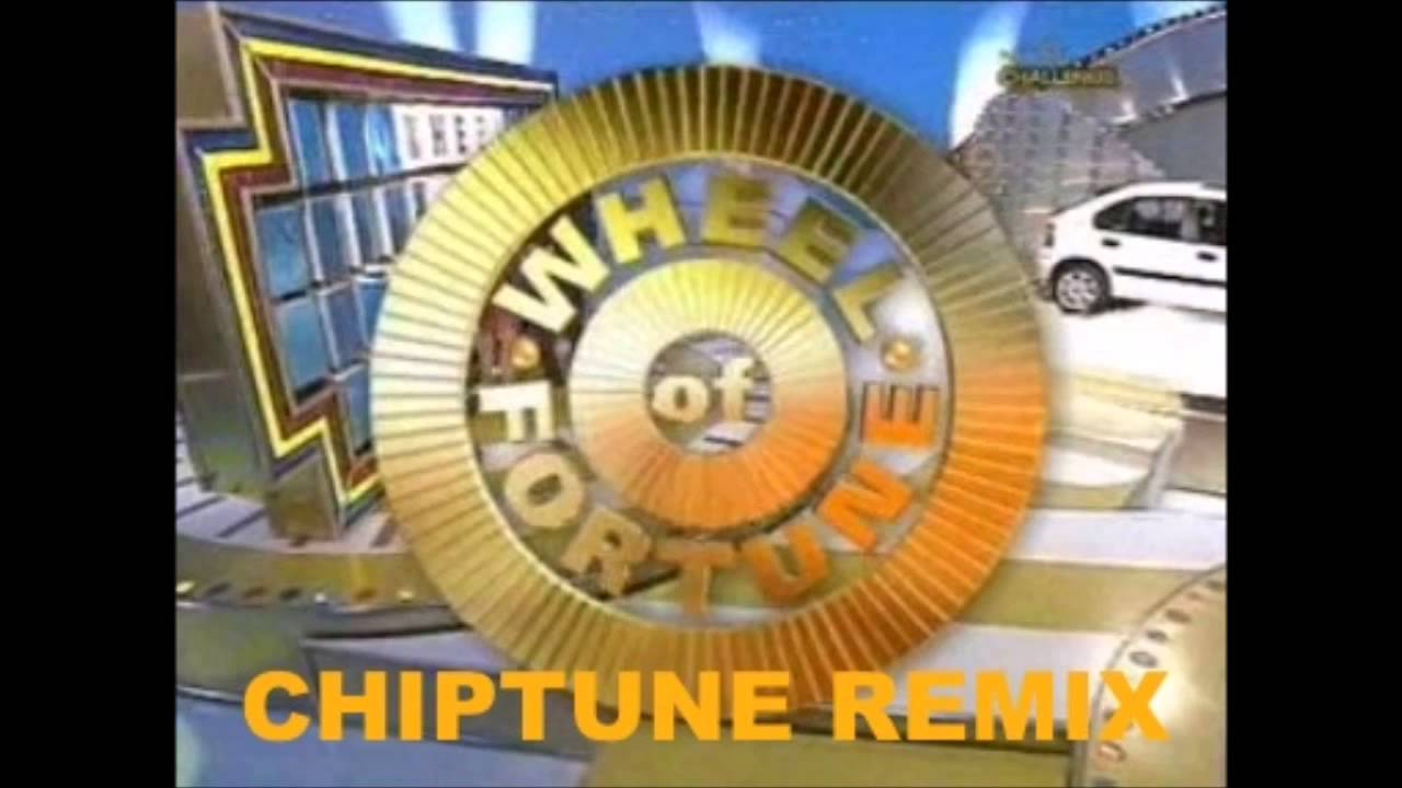 wheel of fortune uk chiptune remix youtube. Black Bedroom Furniture Sets. Home Design Ideas
