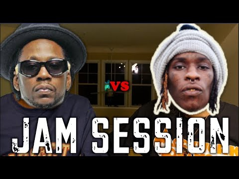 JAM SESSION EP.5 2 CHAINZ vs YOUNG THUG #MALLORYBROS #4K