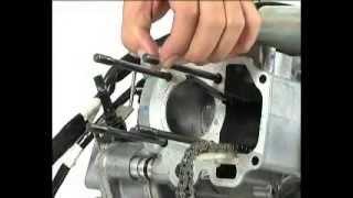 Repeat youtube video การถอดประกอบชุดบน Honda Click 110i