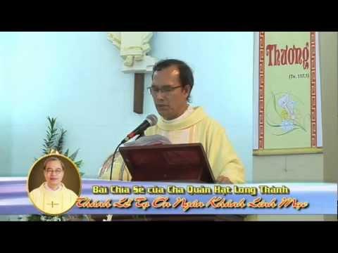 Bài Giảng Cha Quản Hạt Long Thành - 25 Năm Linh Mục Cha Jos. Học