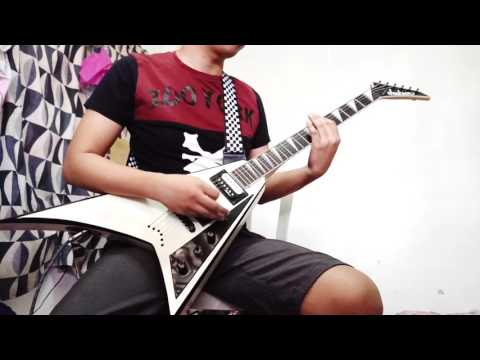 Bullet For My Valentine  Hand Of Blood Guitar