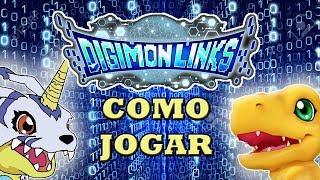 Digimon Links Gameplay: Como Jogar