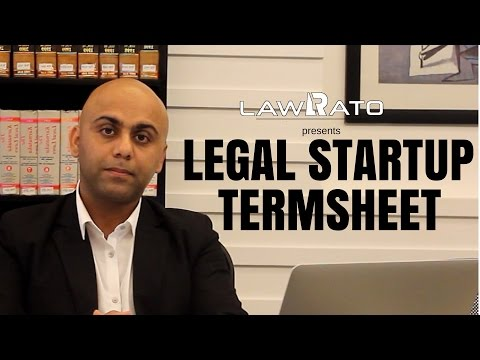 Legal aspects of startup funding