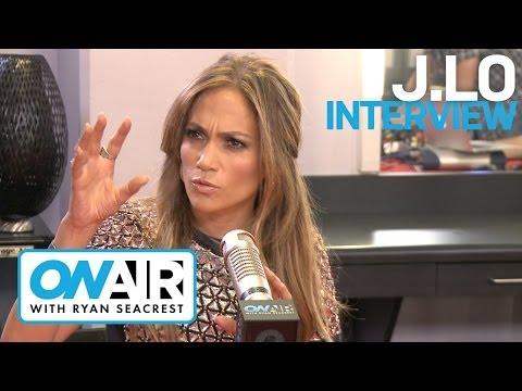 Jennifer Lopez's Diet Secret | Interview | On Air with Ryan Seacrest