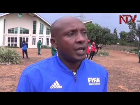 Ugandan referees undergo mandatory physical tests