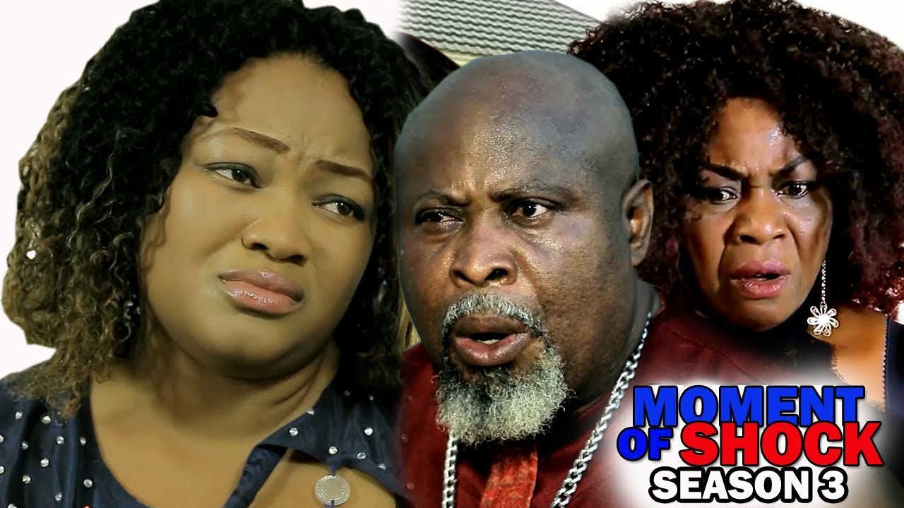 Download Moment Of Shock Season 3 - (New Movie) 2018 Latest Nigerian Nollywood Movie Full HD