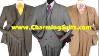 Men Church Suits, Mens Dress Suit, Joel Osteen  Suits, Ladies Dresses - www.CharmingSuits.com