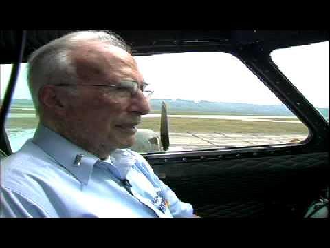 B 17 flight With Herb Heilbrun