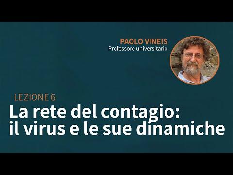 Lezione 06 | La rete del contagio: il virus e le sue dinamiche | Paolo Vineis