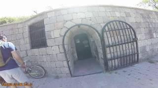 Ağırnas yer altı şehri   yeraltında  Kaybolduk
