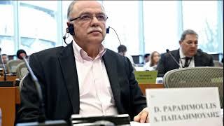 Παπαδημούλης: Γερμανία και Ολλανδία είχαν βάλει εμπόδια σε πρόταση της Κομισιόν