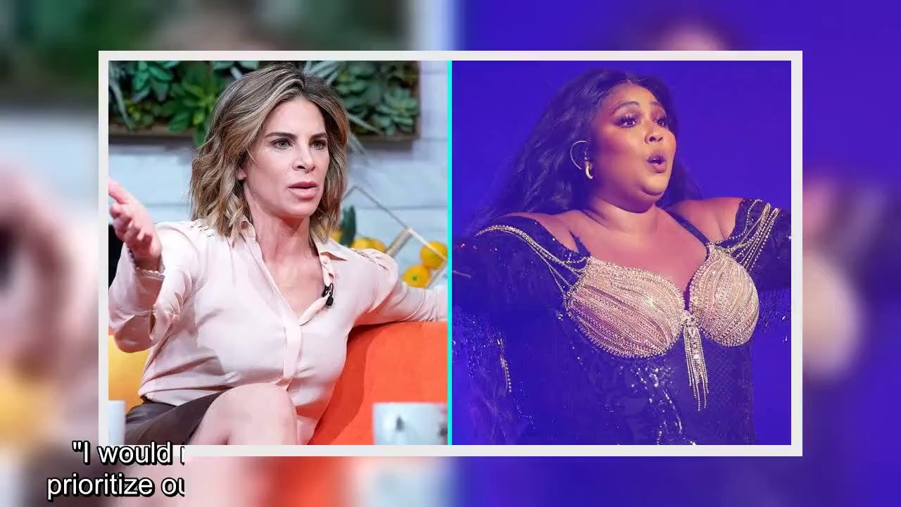 Jillian Michaels Responds to Lizzo Fans Accusing Her of Body ...