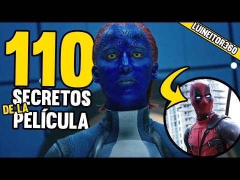 X-Men Apocalypse: 110 Secretos,...