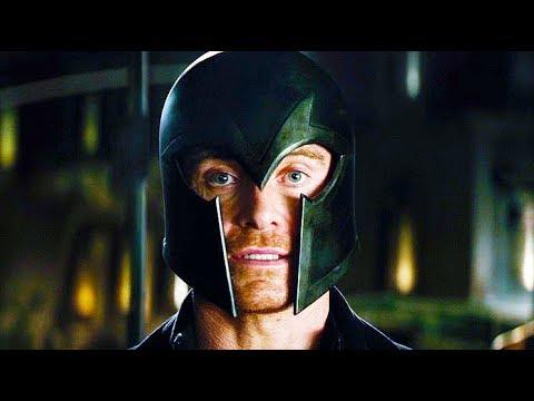 """X-MEN DARK PHOENIX """"Magneto vs Professor X"""" Clip"""