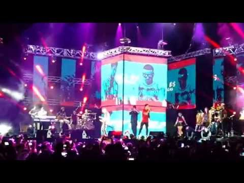 Chino y Nacho – Me Voy Enamorando (En Vivo) / Figali Convention Center, Panamá (20/06/2015)