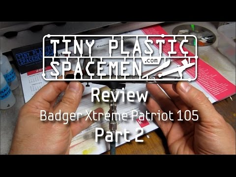 9a65096f36 Review  Badger Xtreme Patriot 105