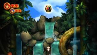 Donkey Kong Country Returns 2 Player Walkthrough (Part 1)
