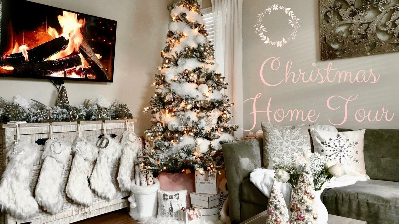 CHRISTMAS HOME TOUR - YouTube on construction design, cast iron design, pavilion design, grain silo design, asian design, irish design, sauna design, southwestern design, african design, japanese design, tea room, winery design, tea houses in new jersey, travel agency design, fusion design, international design, family design, hedge design, casino design, sidewalk design,