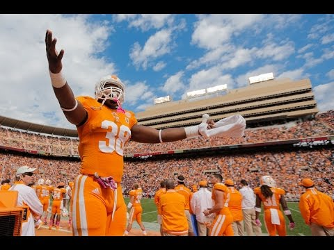 Tennessee Vols Pump Up!!!