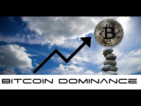 Bitcoin Dominance Rises As People Exit Altcoin Positions To Chase Bitcoin?