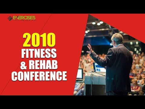 2010 Fitness & Rehab Conference