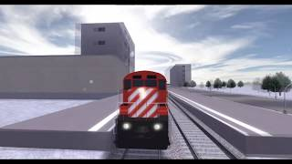 Roblox Rails Unlimited VP Rail Around The Map