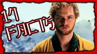 17 IRON FIST FACTS You Didn't Know!