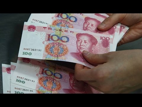 The International Monetary Fund Adds China's Yuan to Reserve Currency Basket