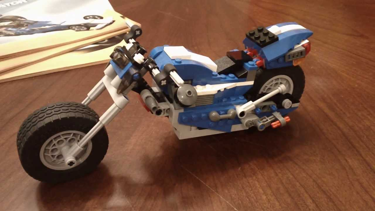 LEGO Creator 6747 Race Rider Review