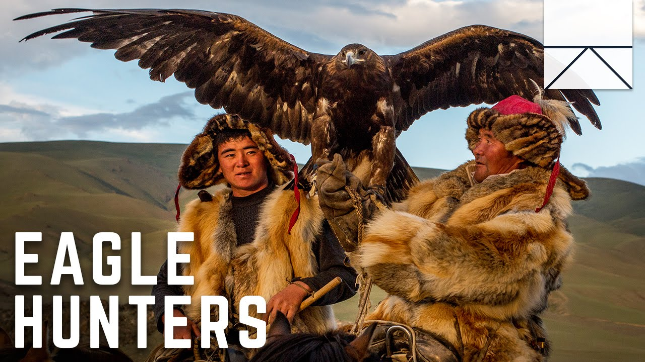 Who Are The Eagle Hunters Of Mongolia?