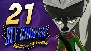 Affrontement final contre LeParadox 21/21 Let's Play Sly 4 Voleurs à travers le Temps