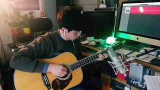 [데일리기타] 김동률(KIM DONG RYUL) - 답장(Reply) 기타 커버(Guitar Cover by Y.W.Choi)