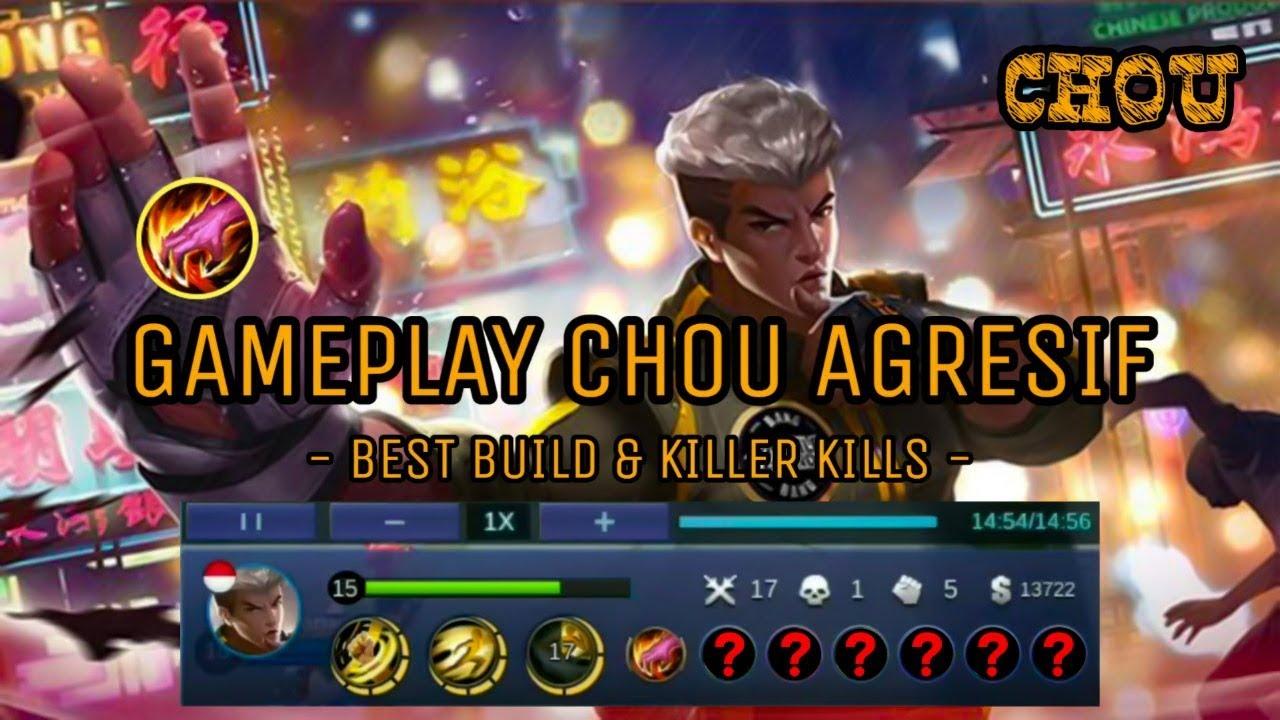 Chou Mlbb Hd Wallpaper - DOWNLOAD WALLPAPER GAME HD