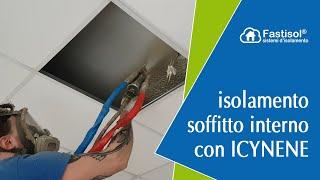 isolamento termico soffitto dall'interno