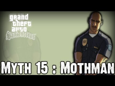 Grand Theft Auto San Andreas Myth Investigations Myth 15 : M
